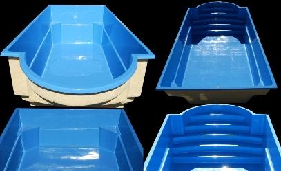 Ein neuer gartenpool privatpool ffentlicher pool die for Gartenpool test